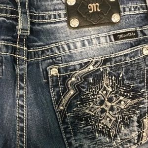 Miss Me Jeans - Boot Cut - Size 34/33